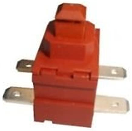 FITS HENRY HETTY HVR200 PUSH BUTTON ON OFF 4 TAG SWITCH 206582