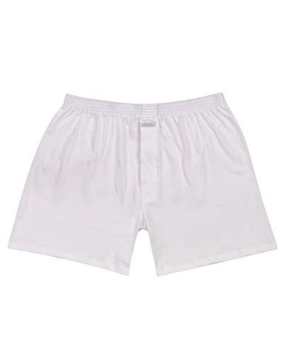 Ammann Basic Cotton Boxer-Shorts 6er Pack White 5