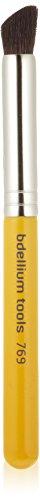 Bdellium Tools Professional Antibacterial Makeup Brush Travel Line - Medium Sharp Angled Eye Contour