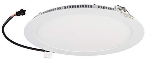 LED-Panel Moon rund 15W 830-860,3000-6000K,240x190x14 1170 Lumen