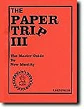 the paper trip iii