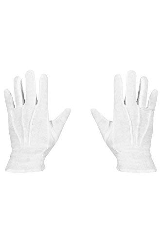 Marco Porta Cotton Gloves White