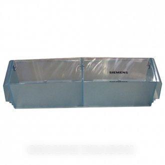 Siemens–Ablagegestell Butterdose für gwp6127ac Side-by Siemens–bvmpièces