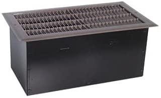 Berko Fan Forced Floor Drop-In-Heater, 1,500W at 120V