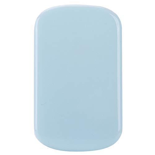 cluis Push Cover Draagbare zeep tabletten schoon en sanitair handwas wegwerp zeep papier 20 stuks/pak Blauw