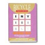 Baraja Invisible (Bicycle) - Dorso Rojo