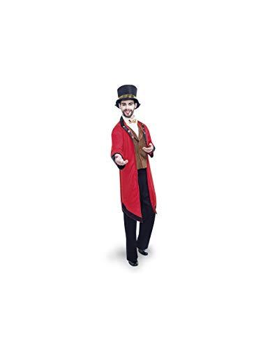 DISBACANAL Disfraz domador de Circo - -, XL