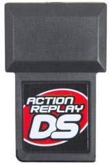 GodMode Datel Action Replay DS for Nintendo DS/DS Lite Preloaded with Pokemon Game Cheat Codes - Cartridge Only