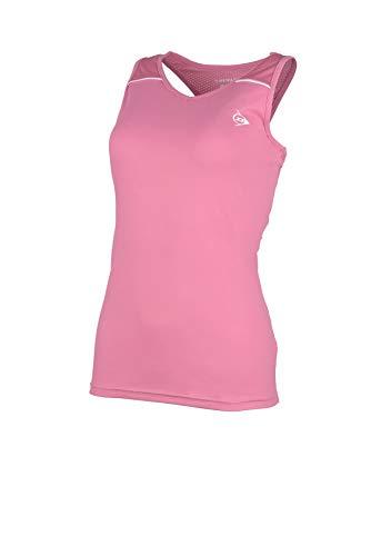 Dunlop Performance Line damski bezrękawnik różowy/biały 1 Różowy/biały L