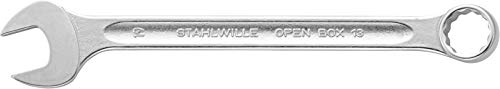 Stahlwille 13 19 13 Clés à fourche, 19 mm, Argent