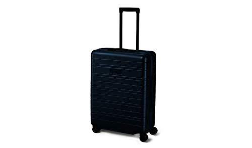 BMW Original Horizn Studios voor trolley koffer blauw 65 l met powerbank - collectie 2020/21