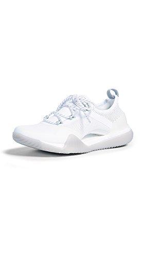 adidas by Stella McCartney Pureboost X TR 3.0 White/Stone Grey/Black 9