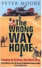 The Wrong Way Home
