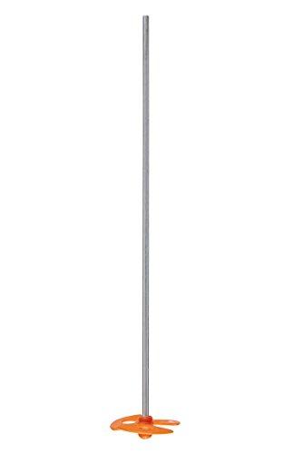 Wolfcraft 1700099 1700099-1 Mezclador de Pintura 5 kg, Granel