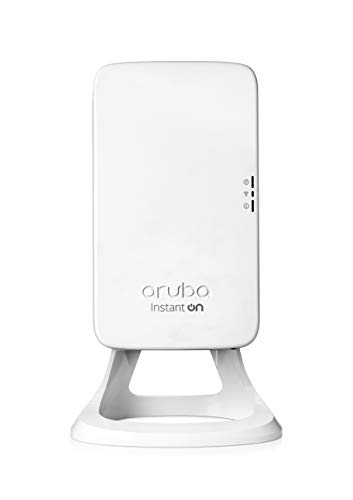 Aruba Instant On AP11D Access Point w uplink and 3 Local Ports | Power Source not Included (R2X15A)
