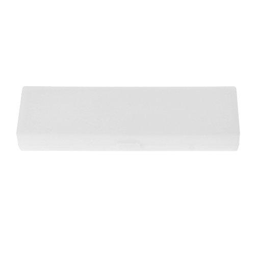 Bingxue Lindo Estuche de plástico Transparente para lápices, Estuche para lápices, Caja de Almacenamiento, Material Escolar