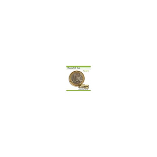 Moneda doble cara - 1 €