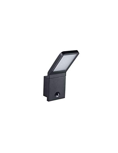 LED Wandleuchte Außenleuchte IP54 9,5W Seiva mit bewegungsmelder Sensor