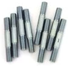 Set of 8 - Reproduction Exhaust Stud M6x40-90044-323-300 - Compatible with Honda CB500K CB550 CB550F Four 1974-1978