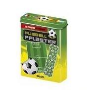 Fußball-Fieber Pflaster i