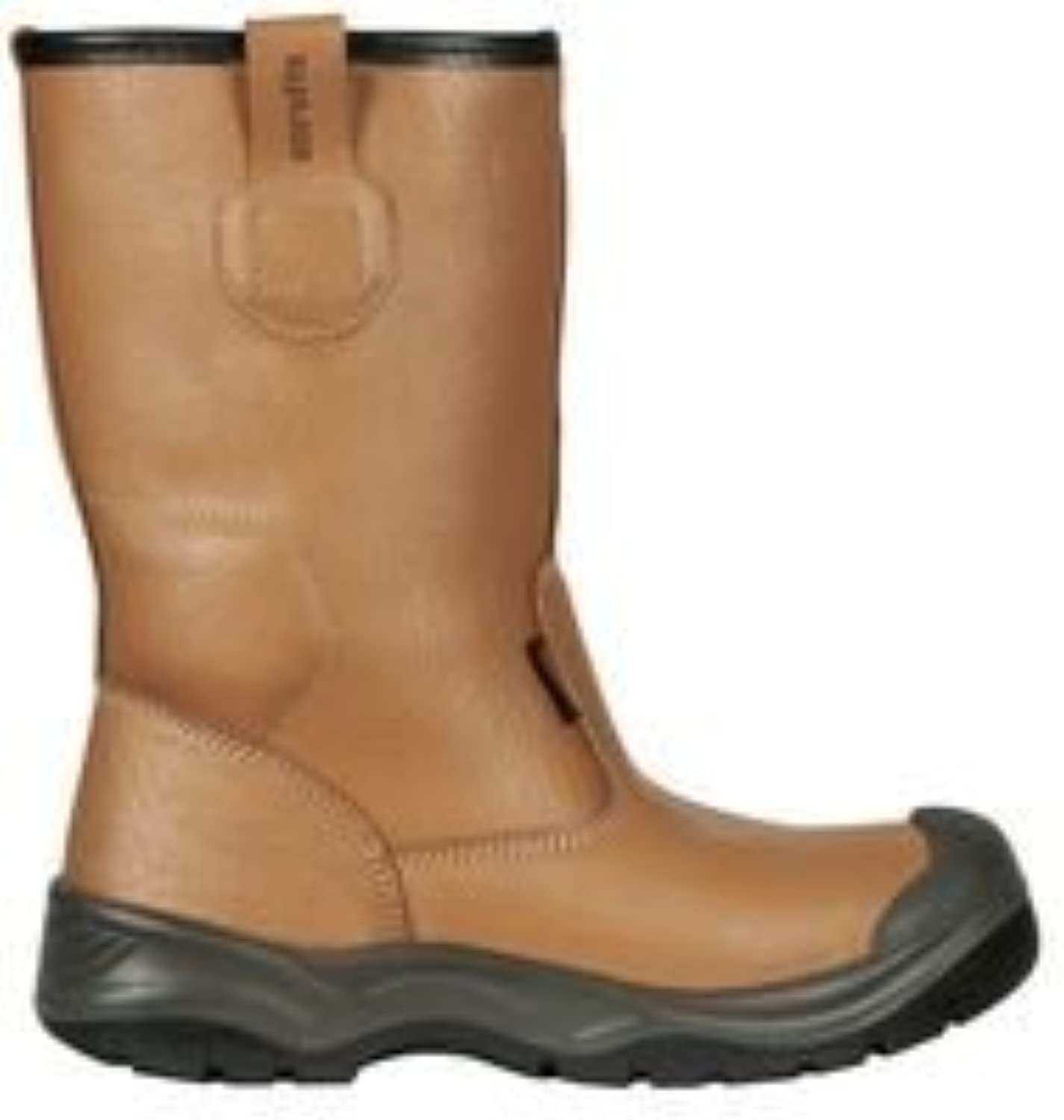 GRAVITY SAFETY RIGGER ,12, TAN BPSCA T50915 - HE32501 By SCRUFFS