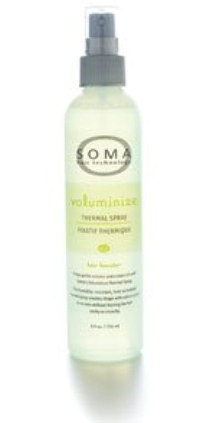 もっともらしい欠陥ナビゲーションSoma Hair 相馬Voluminize溶射8オンス 8オンス