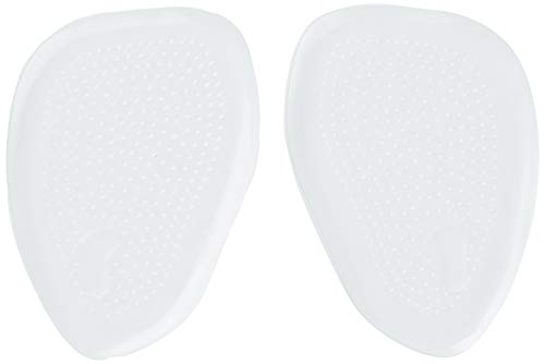 Foot Petals Fancy Feet Gel Cushions - Cushioned Ball of Foot Inserts for High Heels and Other Uncomfortable Shoes