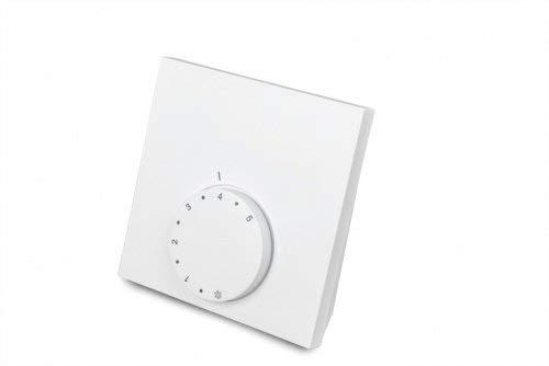 Flächenheizung Fußbodenheizung Raumtemperaturregelung Alpha Direct Regler Heizung Auswahl-Raumregler StanDisplay-24V
