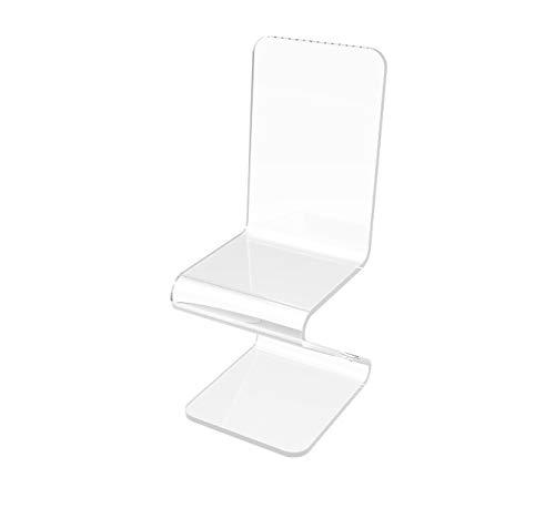 FixtureDisplays Beautiful Acrylic Plexiglass Lucite Z Chair! Best...