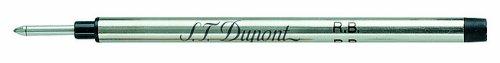 S.T. Dupont - Recambio para bolígrafo (2 unidades, grosor de escritura M), color azul