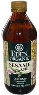 Eden Foods Oil Sesame Org