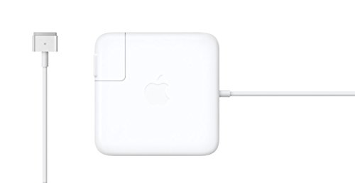 Apple MagSafe 2 - Adaptador de Corriente de 60 W (MacBook Pro con Pantalla Retina de 13 Pulgadas)