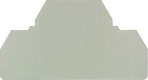 Weidmüller Abschlussplatte Zap/Tw Zdk2.5-2