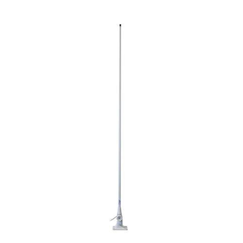 Banten C-67 - Antena VHF Serie Spark para embarcaciones Color Blanco Conector PL