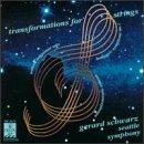 Transformaciones para cuerdas - Webern: Langsamer Satz (arr. Schwarz); pajitas: Metamorfosen; Honegger: Symphony No. 2