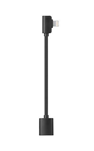 Saramonic DITC80 - Cable Lightning Corto con Conector en ángulo Recto para...