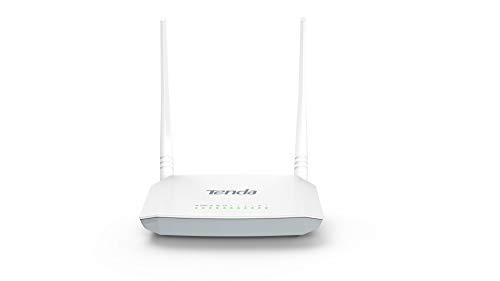 Tenda Router 2T2R 11N ADSL2+ V.2 [D301 V.2]