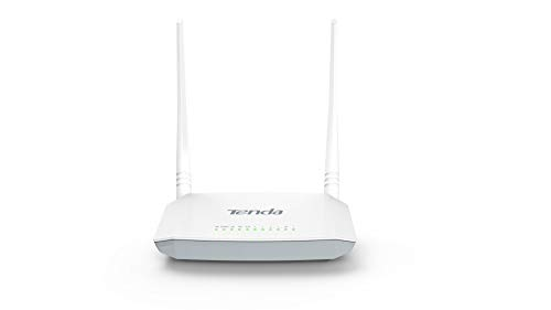 TENDA Router REPETIDOR D301 V2 300 MBITS TENDA D301V2, Banda ÚNICA (2,4 GHz), IEEE 802.11N, 300 MBIT/S, IEEE 802.11B,IEEE 802.11G,IEEE 802.11N, ETHERNET RÁPIDO, 10,100 MBIT/S