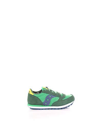 Saucony Sneaker Bimbo Jazz Green sk264775 Pe21 Estiva da Bambini 38
