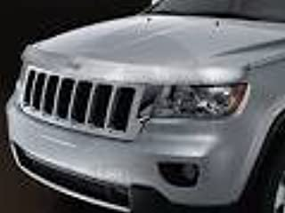 Genuine Jeep Accessories 82212046 Chrome Front Air Deflector with Jeep Logo