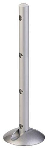 Poly Pool PP3111 STILUX multifunctionele LED-lamp van aluminium met bevestigingsvoet en magneet voor onderkasten keuken boekenkast, bureau