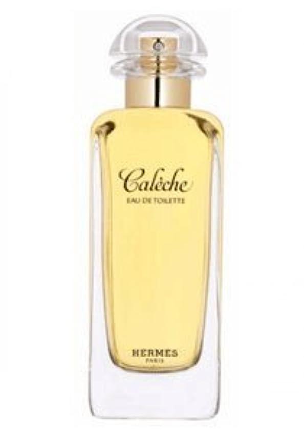 メンバー仕立て屋眩惑するCaleche (カレーシュ)3.3 oz (100ml) EDT Spray by Hermes for Women