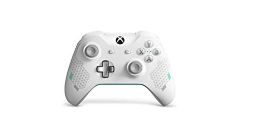 Xbox One S Wireless Controller - Sport White Special Edition (Bulk Packaging)