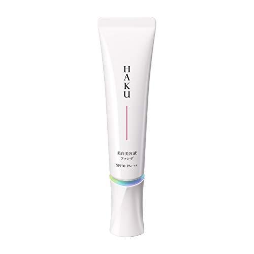HAKU 薬用 美白美容液ファンデ