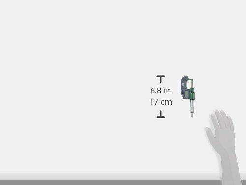 新潟精機 SK デジタル片球面マイクロメータ MCD236-25T [9866]