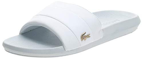 Lacoste Herren 739CMA006121G_43 Sneaker, White, EU