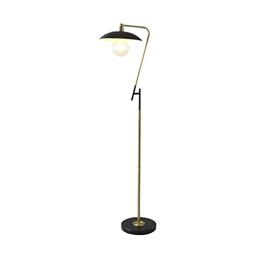 WYZ Floor Lamp Terra Marmo Modern Landlamp Bedside Perzik Deko-Lights Standing Palen Lamp