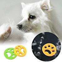 WENTS Lavadora con Bola de Limpieza 2PCS Pet Remover para lavandería Lavadora...