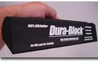Dura-Block Tear Drop Sanding Block Tools Equipment Hand Tools