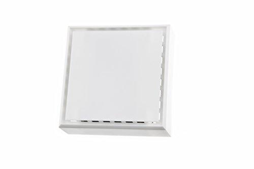 HUBER 3 klank gong 13321, elektronisch, wit